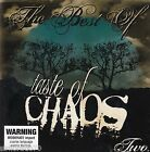 TASTE OF CHAOS The Best Of - Two CD