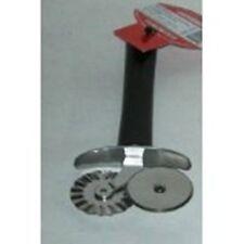 RUOTA Pasticceria Cutter & S/S Soft Grip Manico in plastica di qualità garantita