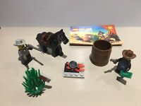 Lego Vintage Western Set 6712 Sheriff's Showdown Complete With Instructions 1996