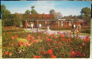 England Fort Rose Gardens Southsea - posted 1977