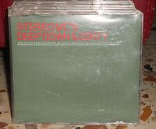 STEREO MC'S - DEEP DOWN & DIRTY radio edit + album version -cd slim case 2001