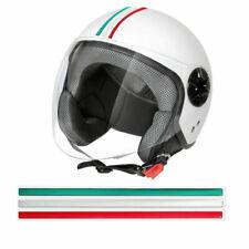 Quattroerre 5430 Adesivi 3d Stripe rifrangenti tricolore Italia