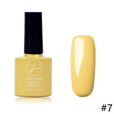8 Yellow Colours UV Gel Nail Polish Soak Off Candy  Gel Varnish Manicure Dear