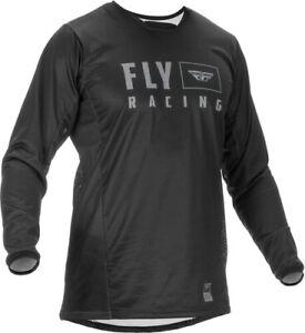 FLY RACING PATROL JERSEY - BLACK