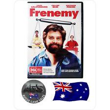 Frenemy (DVD) - Region 4 - Zach Galifianakis - Matthew Modine - Callum Blue