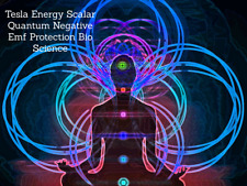 Tesla Energy Scalar Quantum Negative Emf Protection Bio Science Best Sellers