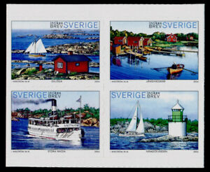Sweden 2484 MNH Boats