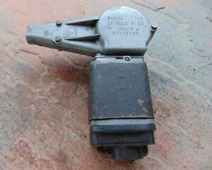 Classic Lucas CR Wiper Motor 75053J Genuine 12 Volts Jowett Hillman Austin