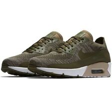 Mens Nike AIR MAX 90 ULTRA 2.0 FLYKNIT Running Shoes -875943 200 -Sz 10 -New