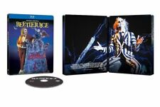 Beetlejuice FYE Exclusive Limited Edition Blu-ray Steelbook