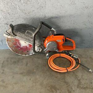 Husqvarna K6500 HF Hydraulic Concrete Saw High Frequency Prime Cutter 16''