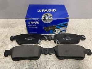 New Oe Spec Front Brake Pad Set fits Infiniti EX & G Range 2008 On.