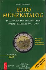 Euro Münzkatalog 2017, 16. Auflage, Neu und OVP