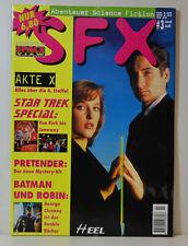 SFX 3 PRETENDIENTE - BATMAN - AKTE X - STAR TREK - STAR WARS - ENTERPRISE (SV3)