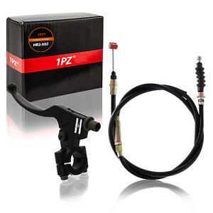 """Clutch Lever 7/8"""" Handlebar Cable Adjuster Honda XL80S XR100R XR75 XR80 XR80R"""