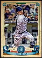 Luis Urias 2019 Topps Gypsy Queen 5x7 #158 RC /49 Padres
