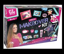 Girls Cosmetics Play Set Fashion Makeup Kit Set For Kids Birthday Xmas Gift UK