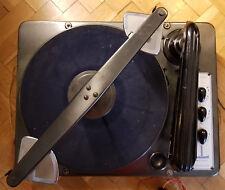 Antique Paillard A.G. St Croix. Multidisc 78rpm Record Player. Swiss made.