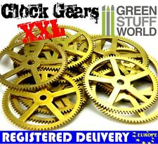Steampunk Real Vintage CLOCK WHEELS - Watch Parts XXL Jewellery MakingReal Vint