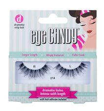 Eye Candy Strip Lashes 014 Volumise 50s LOOK Natural False Lashes