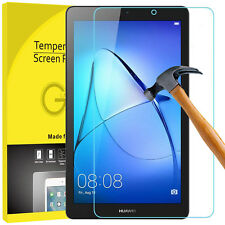 """New Tempered Glass Film Screen Protector For Tablet Huawei MediaPad T3 7.0"""" Inch"""