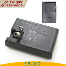 Genuine Original Canon CB-2LDE 2LD Charger for A2300 A2600 CB-2LFE NB-11L NB11LH