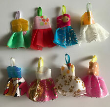 20 items = 10 PCS Different Dress & 10 Pairs Shoes For Kelly Dolls / Toys