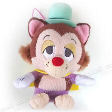 ~ Japan SEGA - Disney - PINOCCHIO - UFO soft plush Doll - GIDEON cat * rare