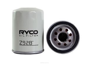 Ryco Oil Filter Z928 fits Ford Falcon 5.0 V8 XR8 (FGX) 335 kW, 5.0 V8 XR8 Spr...