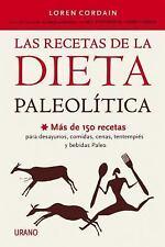 Las recetas de la dieta paleolitica (Spanish Edition)-ExLibrary