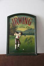 Golf decor Golf sign Golf gift Golf collectibles Golf wall decor Golf gift ideas
