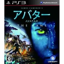Used PS3 James Cameron's Avatar: The Game Japan Import
