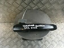 VAUXHALL ANTARA EXTERIOR DOOR HANDLE 2013 FL LCI REAR RIGHT O/S/R CARBON BLACK