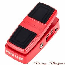 More details for mooer micro compact  pitchstep pitch shifting/harmony pedal