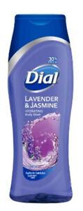Dial Hydrating Body Wash, Lavender and Jasmine,, 21 Fluid Ounces