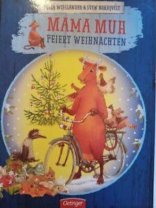 Mama Muh feiert Weihnachten von Jujja Wieslander & Sven Nordqvist