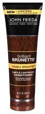 John Frieda Brilliant Brunette Conditioner 8.3 oz