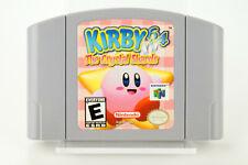 Nintendo 64 *Kirby 64: The Crystal Shards* N64 Modul AMERIKANISCHE Vers NTSC-U/C