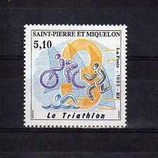 St PIERRE et MIQUELON n° 610 neuf sans charnière