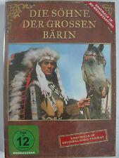 Die Söhne der großen Bärin - Gold im Land der Dakota - DEFA Gojko Mitic R. Römer