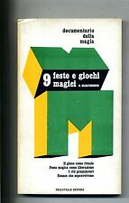 Giulia Martinengo # FESTE E GIOCHI MAGICI # Della Valle 1971
