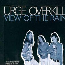 Nash Kato URGE OVERKILL View of the rain 4 LIVE TRX CD