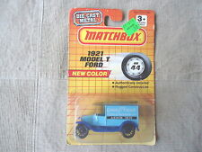 """Vintage 1993 Matchbox # 44 1921 Model T Ford """" Awesome Collectable Piece """""""