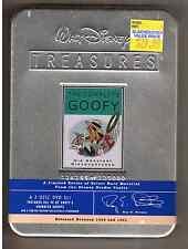 NEW Sealed Collector Tin Box Set Walt Disney Treasures The Complete Goofy DVD