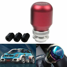 MOMO Red Racing Gear Shift Knob Universal Manual Transmission Gear Shifter New