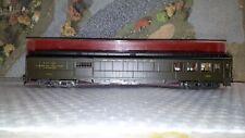 RIVAROSSI  2716 BAGGAGE CAR HO SCALE SANTA FE #2602  EXCELLENT