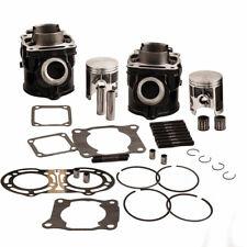 Cylinder Piston Rings Gaskets Kit For Yamaha Banshee YFZ 350 1987-2006 64 x 54mm
