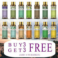 Pure Essential Oils 10ml Therapeutic Grade Aromatherapy Free Shipping Z
