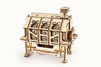 Ugears STEM LAB СOUNTER 3D puzzle Mechanical Model Kit building Wooden Assembly