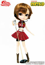 Junplanning Groove Inc Pullip P-035 Vocaloid Meiko 1/6 Fashion Doll Obitsu